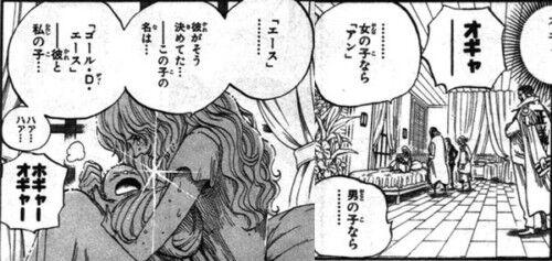 【ワンピース】ナミの本名、「ポートガス・D・ナミ」だった説w