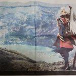 【画像】FGO、九州・沖縄の新聞1面をジャックする これは覇権ソシャゲですわw