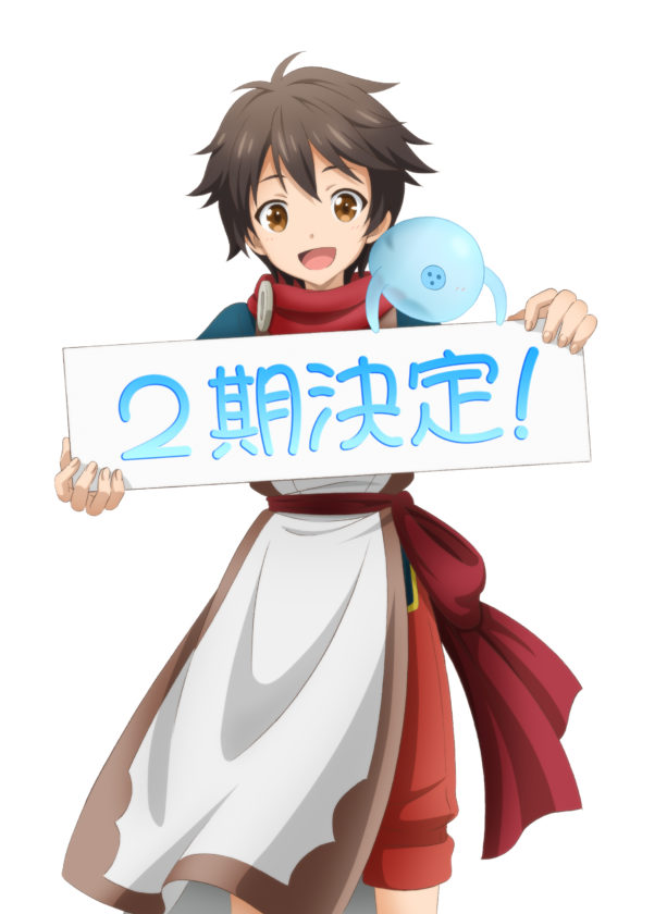 【朗報】あの名作アニメ『神達に拾われた男』2期制作決定!!
