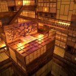 【鬼滅の刃】 3Dで鬼滅の無限城作った小学生が話題に 将来有望すぎる!
