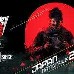 『レインボーシックス シージ』ジャパンナショナルズシーズン2の詳細発表