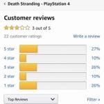 小島監督「アメリカ人には面白さが理解出来ないようだが、デスストはFPS等より高次元のゲーム」
