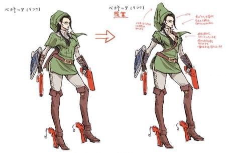 【画像】任天堂「JKのパンツを撮影するゲーム?ふざけるな!」制作会社「これは水着です」