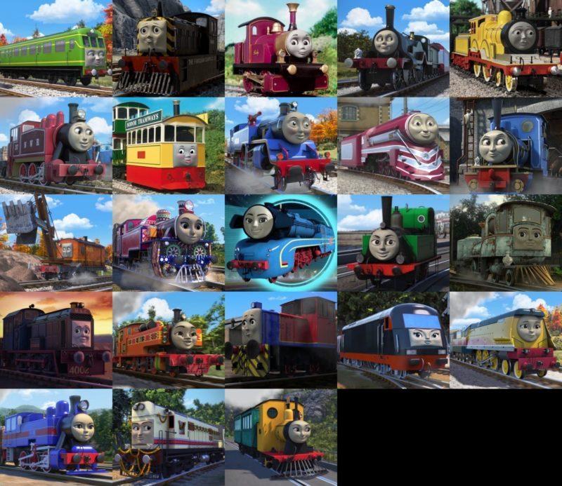鉄道を擬人化した『まいてつ』世界観がベースの新アニメ始動w