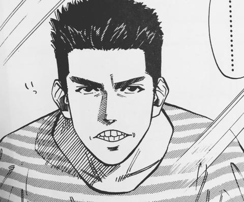 「スラムダンク」の三井寿のこのシーン、格好良すぎるやろwwwww