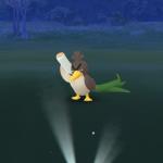 『ポケモンGO』カモネギ(ガラルのすがた)が登場! ネギガナイトへ進化する?
