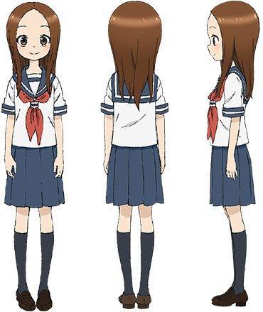 最近のアニメ「長瀞さん!宇崎ちゃん!高木さん!」←これ