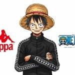 Kappa × ONE PIECE コラボアイテム発売! スポーツブランドと人気アニメのコラボレーション! – 「」