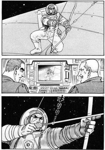 【悲報】弓使いさん、未だに「懐に入られたら詰む」という弱点を克服できない・・・