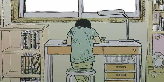 【感想まとめ】藤本タツキ先生の『ルックバック』が映画のような読み切り作品で大好評wwww
