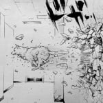 【悲報】人気漫画タフの作者さん、犬でふざけてしまうw