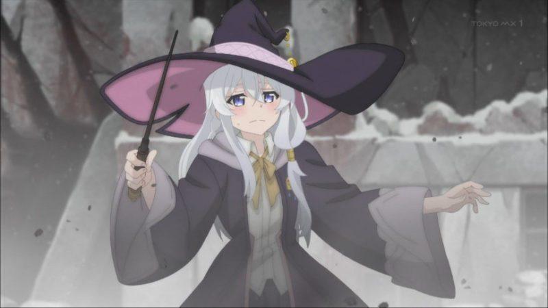 【朗報】魔女の旅々のイレイナちゃん、人気になるw