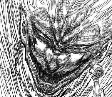 【画像】ヒソカ「人の頭部の重さって7kgあるんだよねぇ…これは流石に効くだろ?」ニチャァ
