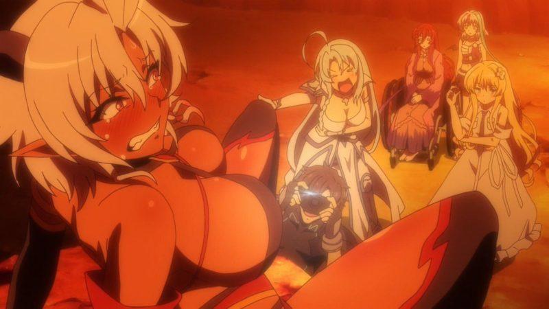 今期アニメ「戦闘員、派遣します!」さん、異世界でAV撮影を始めてしまうw