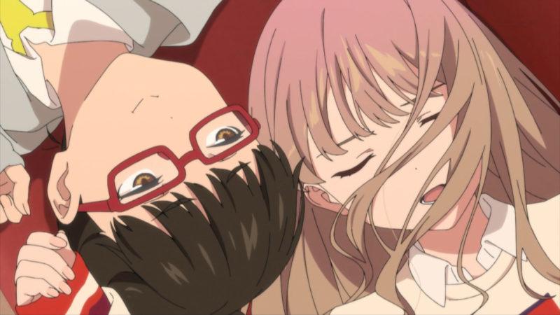 【悲報】アニメ「ダイナゼノン」、怪獣アニメに見せかけてカプ厨アニメだったw