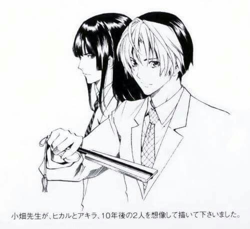 【緊急】「ヒカルの碁」の続編くるー??
