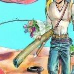 「すごいよ!!マサルさん」ジャンプリミックス版発売、うすた京介先生が表紙をリメイクw