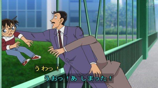 【悲報】毛利小五郎、コナンを殺そうとするw