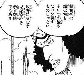 ロビン←「ポーネグリフ読めて、革命軍にいました。Dの一族の海賊団でワンピース狙ってます」