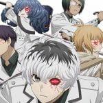 TVアニメ『東京喰種:re』Blu-ray BOX発売決定!音声特典は花江夏樹さん、宮野真守さんらによるオーコメ