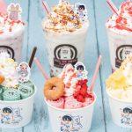 『地縛少年花子くん』x「ロールアイスクリームファクトリー」花子くんや寧々たちをイメージした限定メニューが登場
