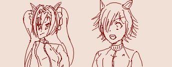 【ウマ娘】サイレンススズカの胸を加工で大きくした結果歪むダイワスカーレット
