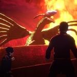 「空挺ドラゴンズ」第7話の先行カットが到着。大型龍から逃れられない住人を前にジローとミカは… |