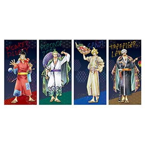 限定特典にも注目!キャラアニ.comにて描き下ろしイラストを使用した『ONE PIECE』秋祭りフェア開催決定!