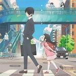 TVアニメ「かくしごと」キービジュアル&本PV公開! flumpoolが歌うOPテーマ「ちいさな日々」も初解禁