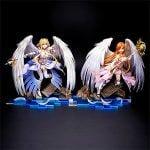 渋スクフィギュアより「SAO」天使姿のアスナとアリスのスケールフィギュアが販売開始! 癒し&光輝の天使が降臨!